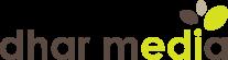 Dhar media Logo