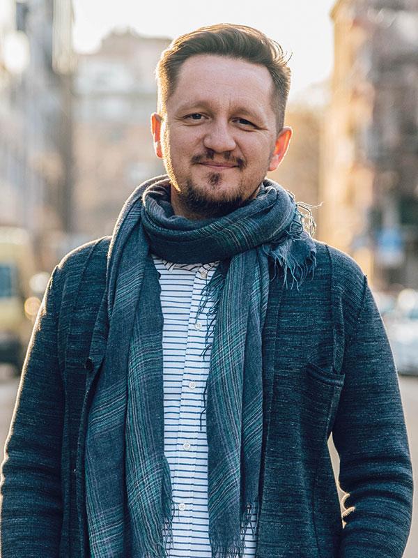 Slaviša Brezar, kreativni direktor