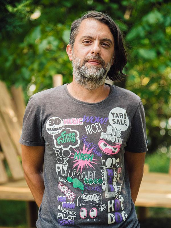 Vlatko Beljić, dizajner